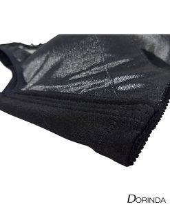 ชุดชั้นใน มีโครง เก็บเนื้อใต้รักแร้ รุ่น V-Cover สีดำ