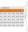 DORINDA กางเกงกระชับหลังดูดไขมัน-Size_AsiaPants_2.0