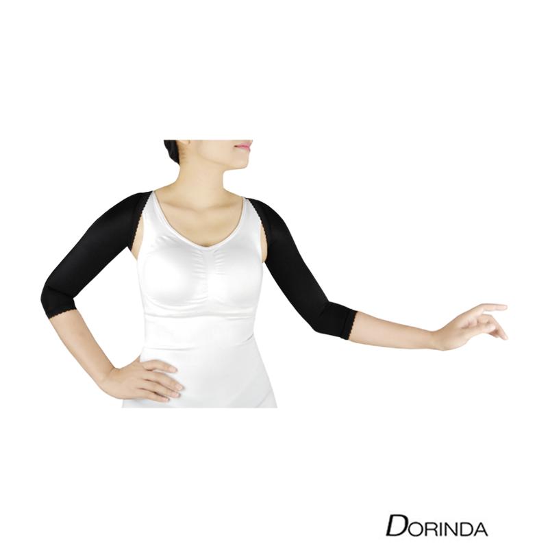 DORINDA ปลอกกระชับต้นแขน หลังดูดไขมัน เวเซอร์ บอดี้ไทด์ LIP-DD-A5P-A01