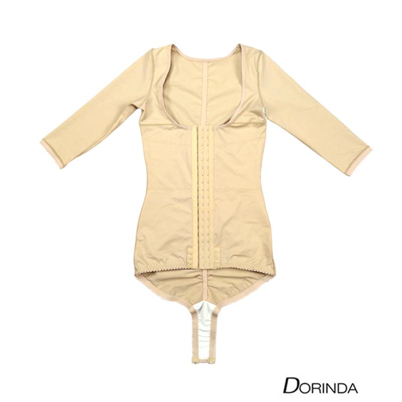 DORINDA ชุดกระชับสัดส่วน หลังดูดไขมัน หรือเวเซอร์ ต้นแขน เอว และหน้าท้อง ขอบบิกินี LIP-DD-BDBK5A-HK02