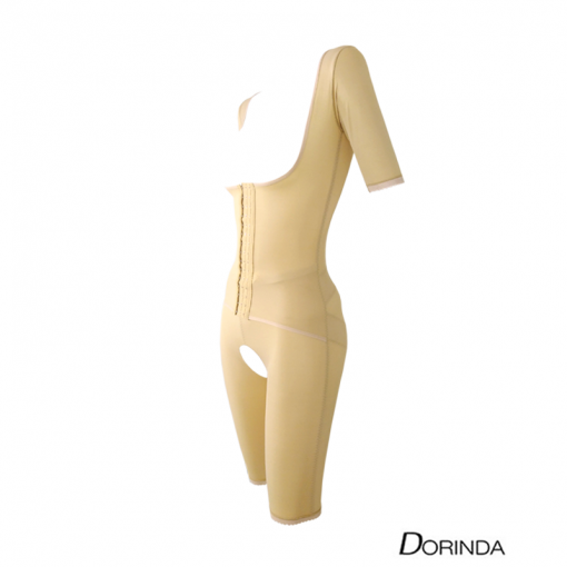 DORINDA ชุดกระชับ บอดี้สูทหลัง ดูดไขมัน Vaser เหนือเข่า กระชับต้นแขน เป้าเปิด LIP-DD-BD4P4A-OHK06