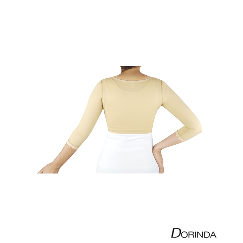 DORINDA ปลอกแขน กระชับต้นแขน หลังดูดไขมัน เวเซอร์ พร้อมลดแขน ยกกระชับอก LIP-DD-A5P-AR02