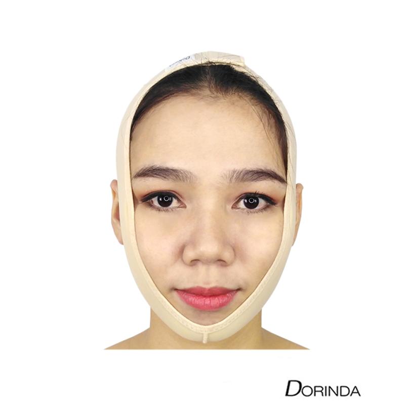 DORINDA สายรัดหน้าหลังดูดไขมัน วีเชพ รุ่น V-Soft LIP-DD-FB-CH03 01