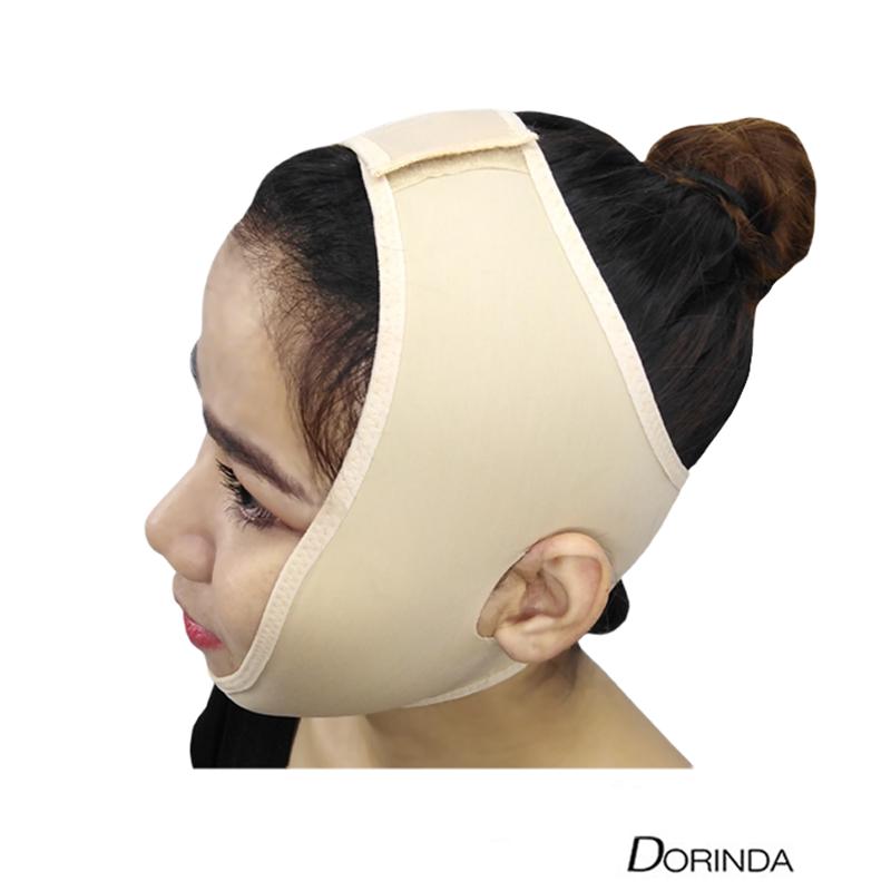 DORINDA สายรัดหน้าหลังดูดไขมัน วีเชพ รุ่น V-Soft LIP-DD-FB-CH03 13