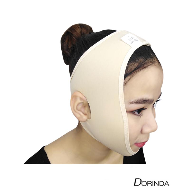 DORINDA สายรัดหน้าหลังดูดไขมัน วีเชพ รุ่น V-Soft LIP-DD-FB-CH03 14