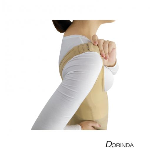 บอดี้สูท ชุดกระชับสัดส่วน หลังดูดไขมันหน้าท้อง และต้นขา รุ่น U-Curve ขา 4 ส่วน